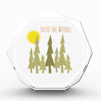 En las maderas