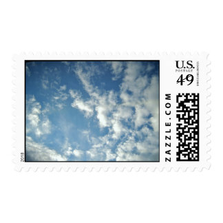 En las nubes [franqueo]