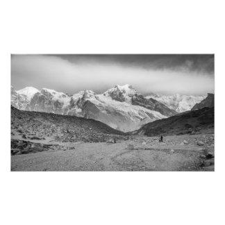 En las sombras de Kanchenjunga Cojinete