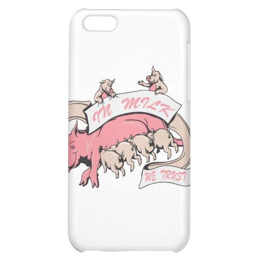 en leche confiamos en cerdos de la cerda y del beb
