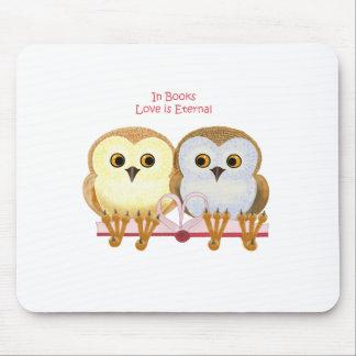 En libros el amor es eterno tapetes de ratones
