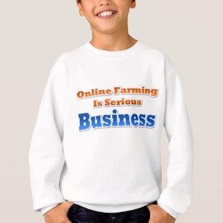 En línea cultivando poleras