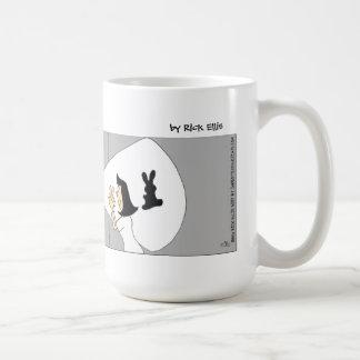 En los doctores tazas de café