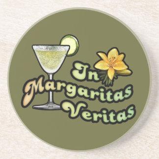 En los Margaritas Veritas Posavasos Manualidades