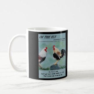 En marcha - taza del gallo