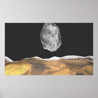 en Marte Poster