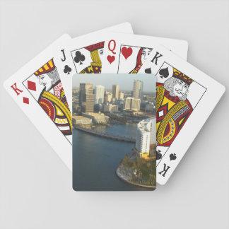 En marzo de 2006. barajas de cartas