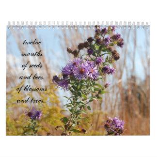 En marzo de 2012 ~ calendario de la flor de