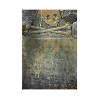 En Memori estiró la impresión de la lona Impresión De Lienzo