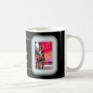 En memoria cariñosa taza de café