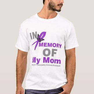 En memoria de mi cáncer pancreático de la mamá playera