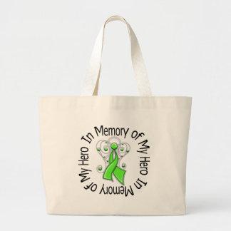 En memoria de mi conciencia de la salud mental del bolsa de mano
