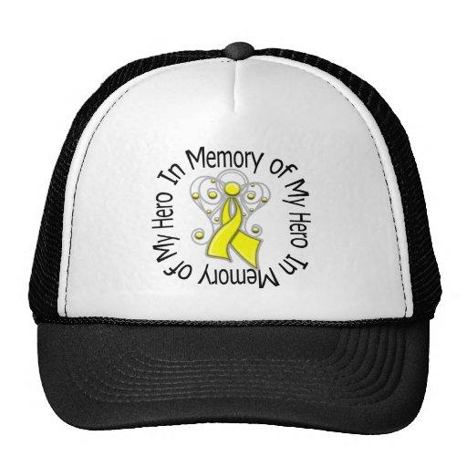 En memoria de mi prevención del suicidio del héroe gorra