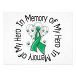 En memoria de mis alas del ángel del cáncer de híg invitación personalizada