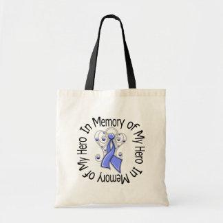 En memoria de mis alas del esófago del ángel del c bolsa de mano