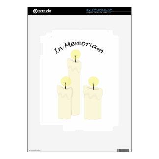 En Memoriam Skins Para iPad 2