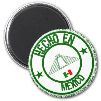 En México de Hecho Imán Redondo 5 Cm