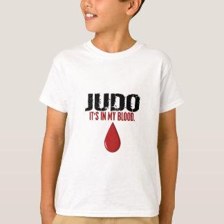 En mi JUDO de la sangre Remera