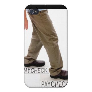 En mi manera al día de paga iPhone 4/4S funda