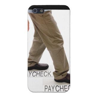 En mi manera al día de paga iPhone 5 funda