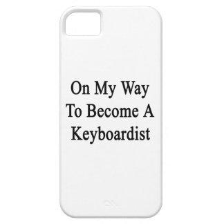 En mi manera de hacer un teclista iPhone 5 funda