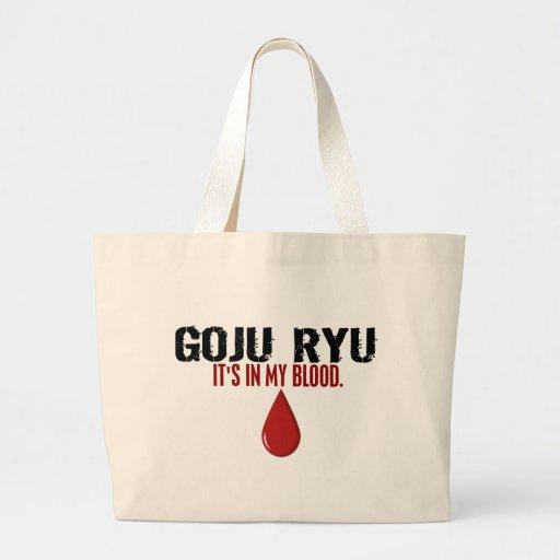 En mi sangre GOJU RYU Bolsa