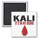 En mi sangre KALI Imán Para Frigorifico