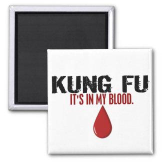 En mi sangre KUNG FU Iman De Nevera