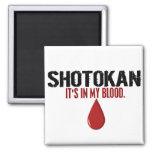 En mi sangre SHOTOKAN Imanes