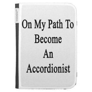 En mi trayectoria a hacer un acordeonista