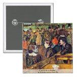 """En Moulin De La Galette """", por Toulouse-Lautrec Pins"""
