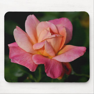 En Mousepad rosado Alfombrilla De Ratones