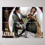 """En Nathan sano, por el teatro del vintage de """"Clyd Poster"""