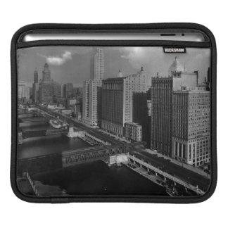 En noviembre de 1939:  La ciudad de Chicago Funda Para iPads