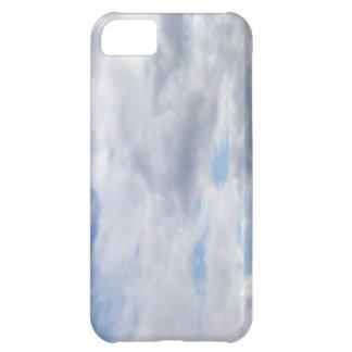 En parte nublado funda para iPhone 5C