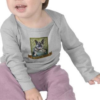 En perro confiamos en camisetas