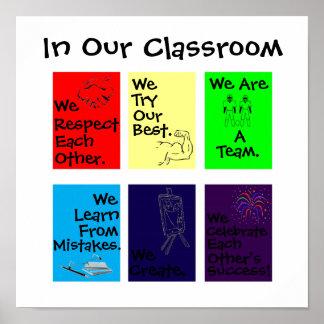 """""""En poster de motivación de nuestra sala de clase"""""""