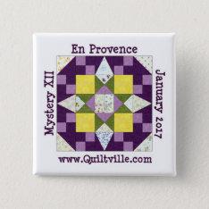 En Provence Button at Zazzle