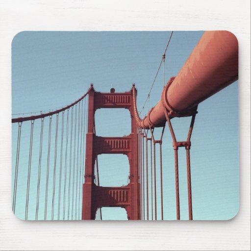 En puente Golden Gate Alfombrilla De Raton