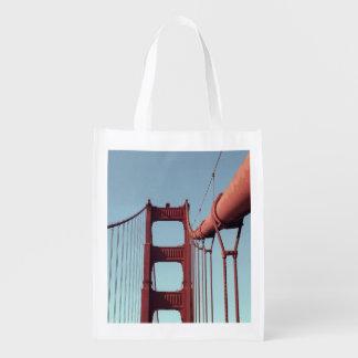En puente Golden Gate Bolsas Para La Compra