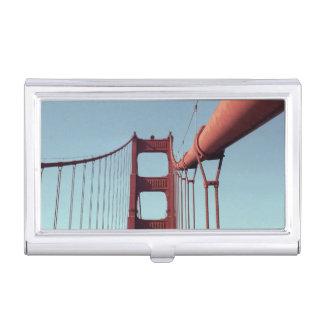 En puente Golden Gate Cajas De Tarjetas De Visita