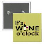 En punto del vino pin