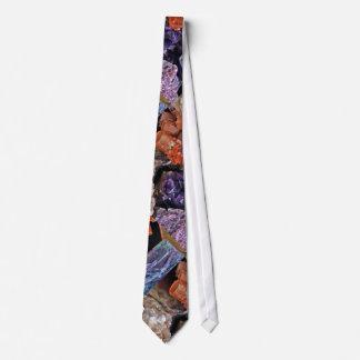 En remiendo del cristal del borde corbatas