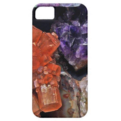 En remiendo del cristal del borde iPhone 5 carcasas