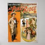En Ridge penoso, 'ocioso de las montañas de Tennes Poster