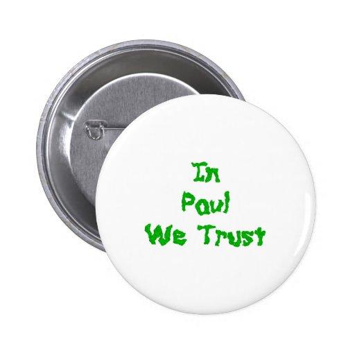 En Ron Paul confiamos en Pin