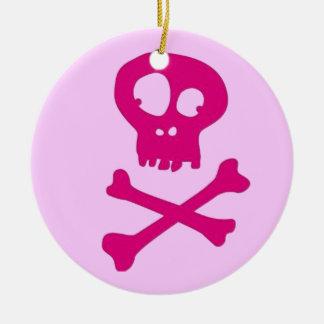 En rosa para Halloween -