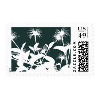 En Route Floral B by Ceci New York Stamps