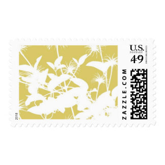 En Route Floral C by Ceci New York Stamp