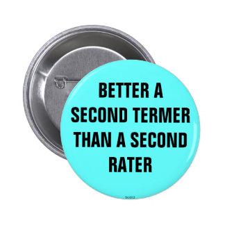 En segundo lugar Termer - botón Pin